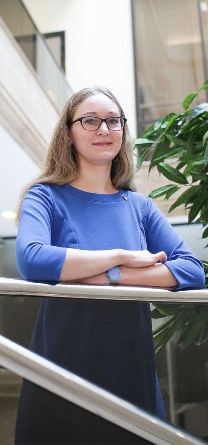 Aleksandra Dedova